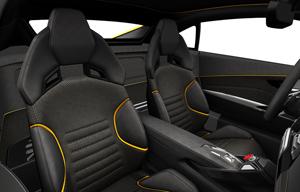 Foto Interiores Lotus Elan Concept 2010
