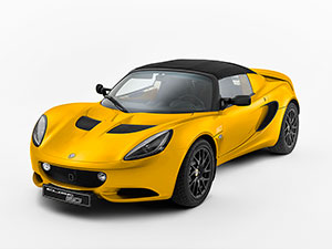 Foto Lotus Elise S 20th Anniversary Edition Lotus Elise Cupe 2015