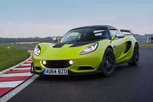 Foto Exteriores (4) Lotus Elise Cupe 2015