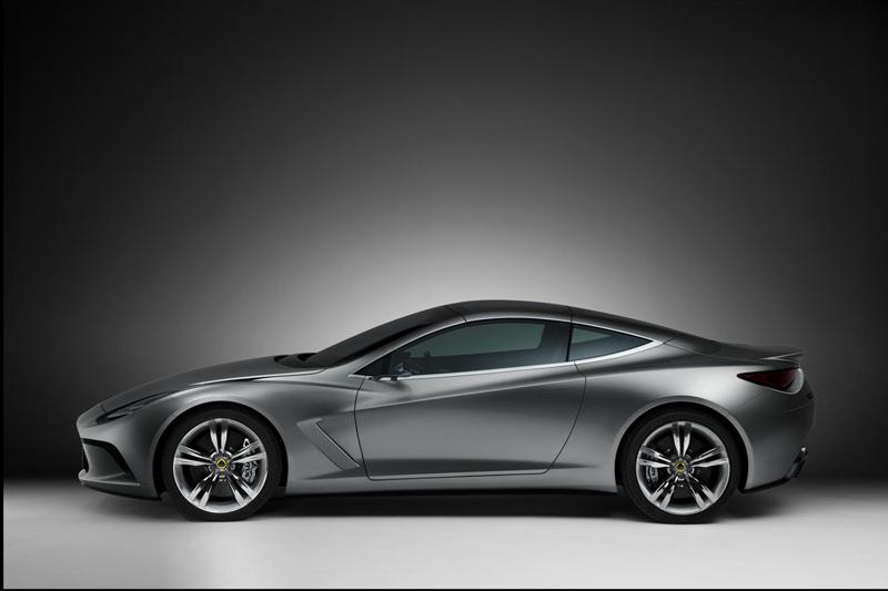 Foto Perfil Lotus Elite Concept 2010