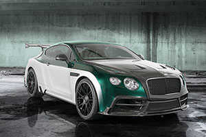 Foto mansory Bentley-GT-Race 2015