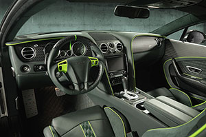Foto Salpicadero Mansory Bentley-gt-race Sedan 2015