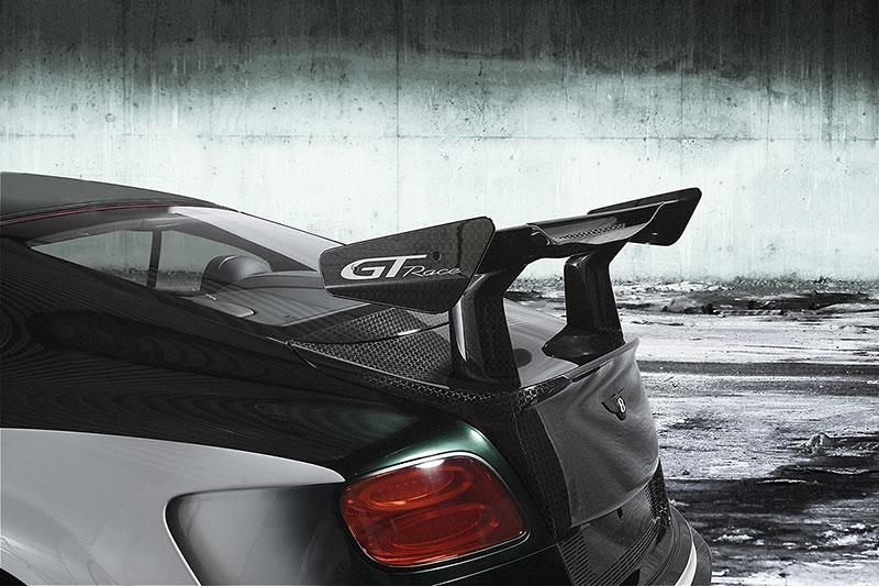 Foto Detalles Mansory Bentley Gt Race Sedan 2015