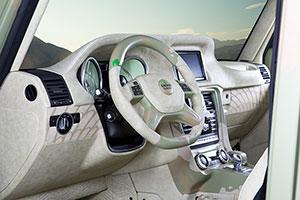 Foto Interiores (2) Mansory Mercedes-g Suv Todocamino 2015