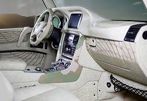 Foto Interiores (3) Mansory Mercedes-g Suv Todocamino 2015