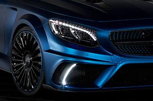 Foto mansory Mercedes-S 2015