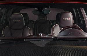 Foto Interiores (1) Mansory Porsche-cayenne Suv Todocamino 2015