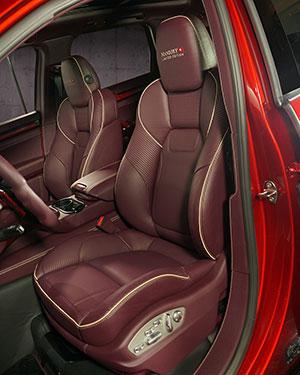 Foto Interiores (2) Mansory Porsche-cayenne Suv Todocamino 2015