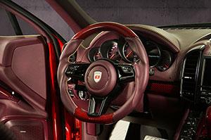 Foto Interiores (3) Mansory Porsche-cayenne Suv Todocamino 2015