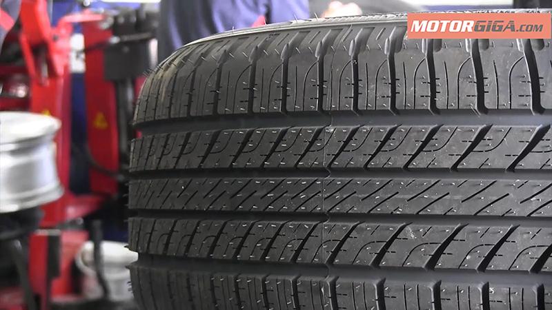 Estado de los neumáticos