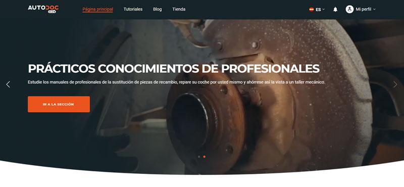 Foto Club Autodoc Mantenimiento Reparaciones