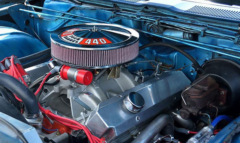 Foto Motor Mantenimiento Reparaciones