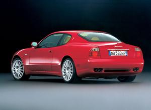 Foto Trasero Maserati Coupe Cupe 1999