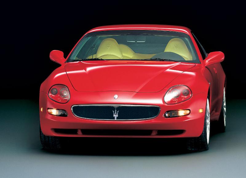 Foto Delantero Maserati Coupe Cupe 1999