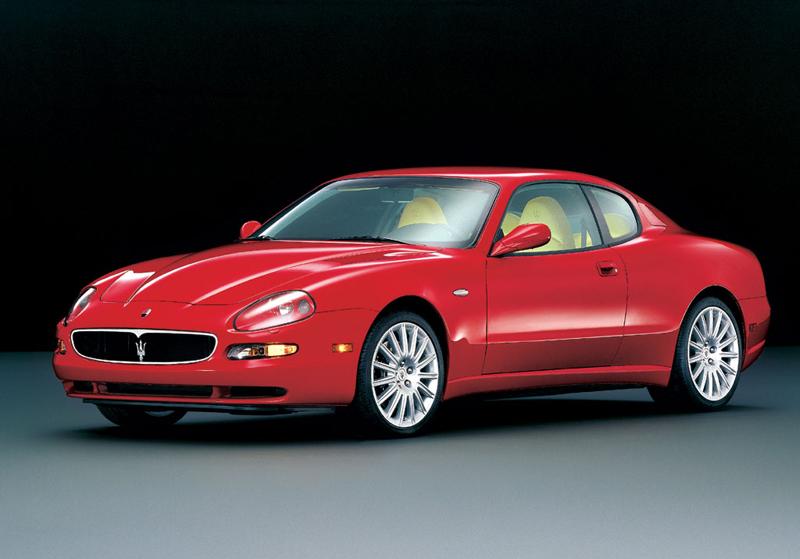 Foto Lateral Maserati Coupe Cupe 1999