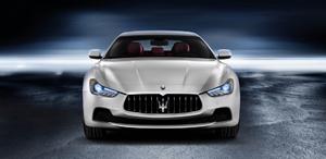 Foto Delantera Maserati Ghibli Sedan 2013