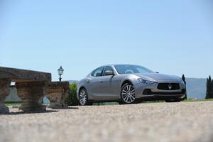 Foto Exteriores (11) Maserati Ghibli Sedan 2013