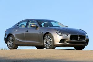 Foto Exteriores (12) Maserati Ghibli Sedan 2013