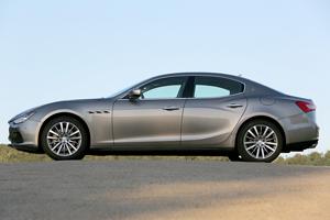 Foto Exteriores (13) Maserati Ghibli Sedan 2013