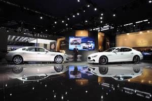 Foto Exteriores (6) Maserati Ghibli Sedan 2013