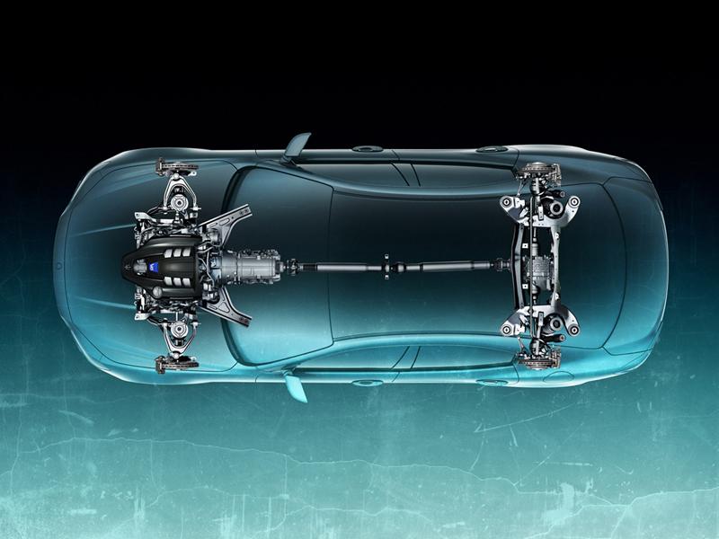 Foto Tecnicas Maserati Ghibli Sedan 2013
