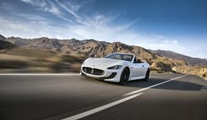 Foto Exteriores Maserati Grancabrio-mc Descapotable 2012