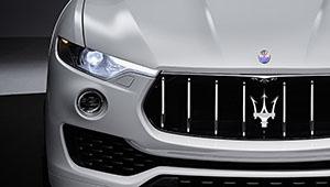Foto Detalles (1) Maserati Levante Suv Todocamino 2016