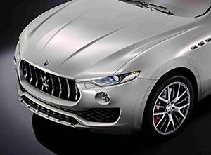 Foto Detalles (2) Maserati Levante Suv Todocamino 2016