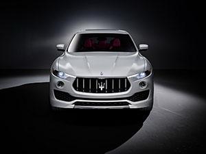 Foto Exteriores (1) Maserati Levante Suv Todocamino 2016