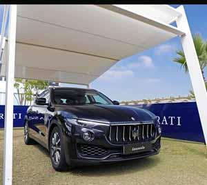 Foto Exteriores (30) Maserati Levante Suv Todocamino 2016