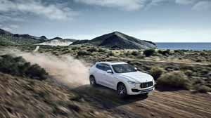 Foto Exteriores (31) Maserati Levante Suv Todocamino 2016