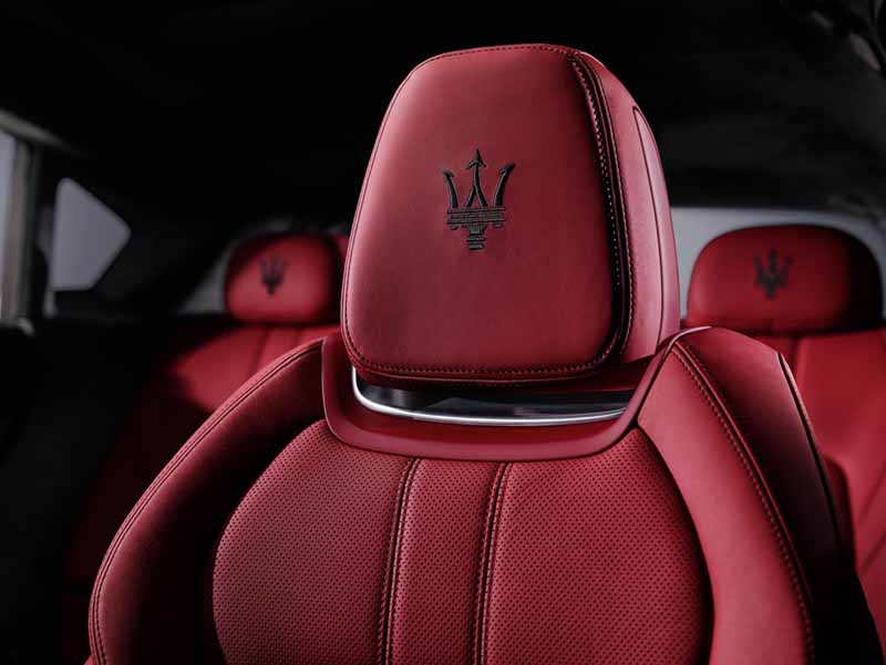 Foto Detalles Maserati Levante Suv Todocamino 2016