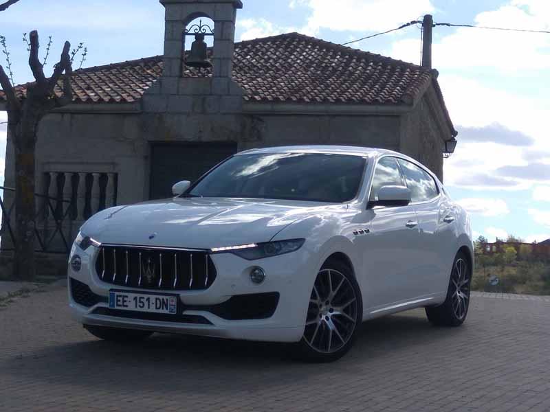 Foto Exteriores Maserati Levante Suv Todocamino 2016
