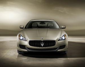 Foto Delantera Maserati Quattroporte Sedan 2013