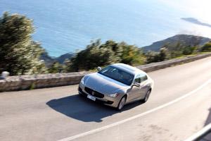 Foto Exterior (12) Maserati Quattroporte Sedan 2013