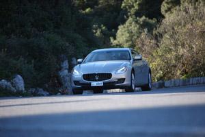 Foto Exterior (13) Maserati Quattroporte Sedan 2013