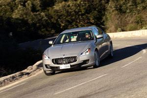 Foto Exterior (14) Maserati Quattroporte Sedan 2013
