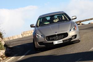 Foto Exterior (15) Maserati Quattroporte Sedan 2013