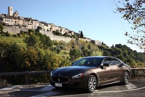 Foto Exterior (18) Maserati Quattroporte Sedan 2013