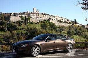 Foto Exterior (19) Maserati Quattroporte Sedan 2013