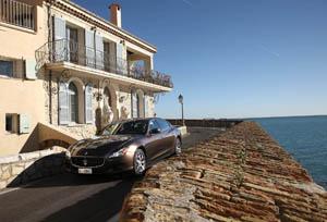 Foto Exterior (21) Maserati Quattroporte Sedan 2013