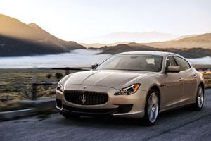 Foto Perfil Maserati Quattroporte Sedan 2013