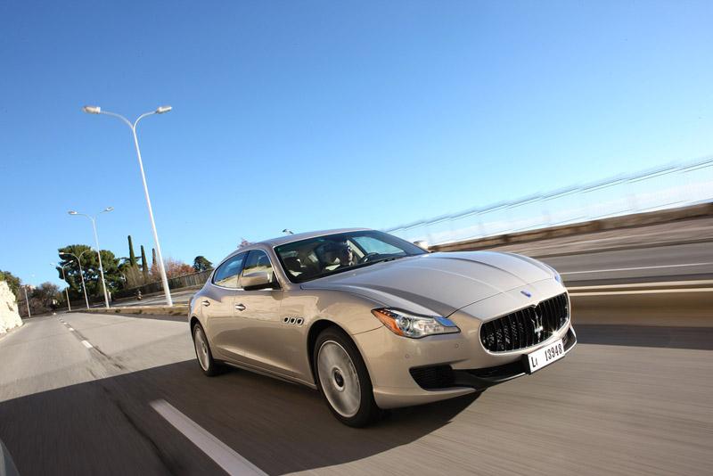 Foto Exterior Maserati Quattroporte Sedan 2013