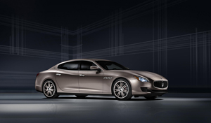 Foto Perfil Maserati Quattroporte-ermenegildo-zegna-limited Sedan 2013