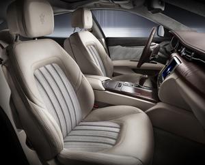 Foto Salpicadero Maserati Quattroporte-ermenegildo-zegna-limited Sedan 2013