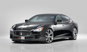 Foto Exteriores(2) Maserati Quattroporte-novitec-tridente Sedan 2014