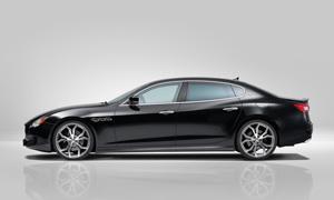 Foto Exteriores Maserati Quattroporte-novitec-tridente Sedan 2014