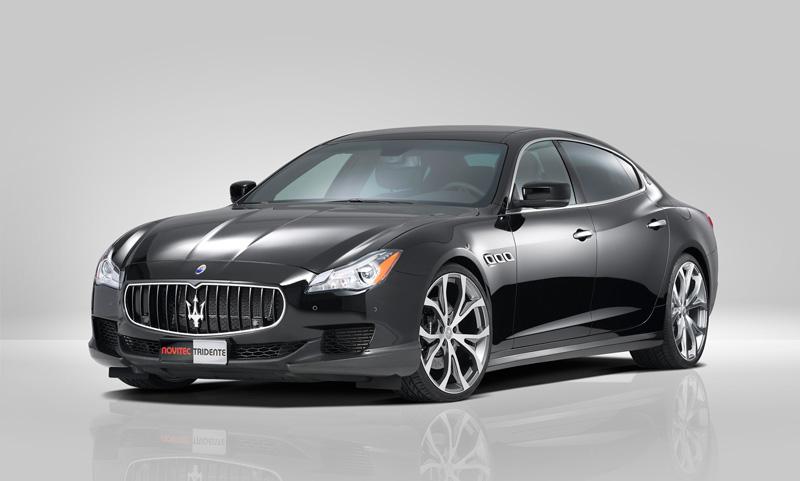 Foto Exteriores(2) Maserati Quattroporte Novitec Tridente Sedan 2014