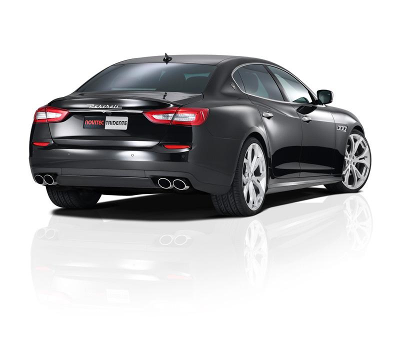 Maserati Quattroporte (trasera)