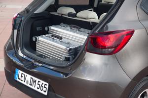 Foto Detalles 9 Mazda 2 Dos Volumenes 2015